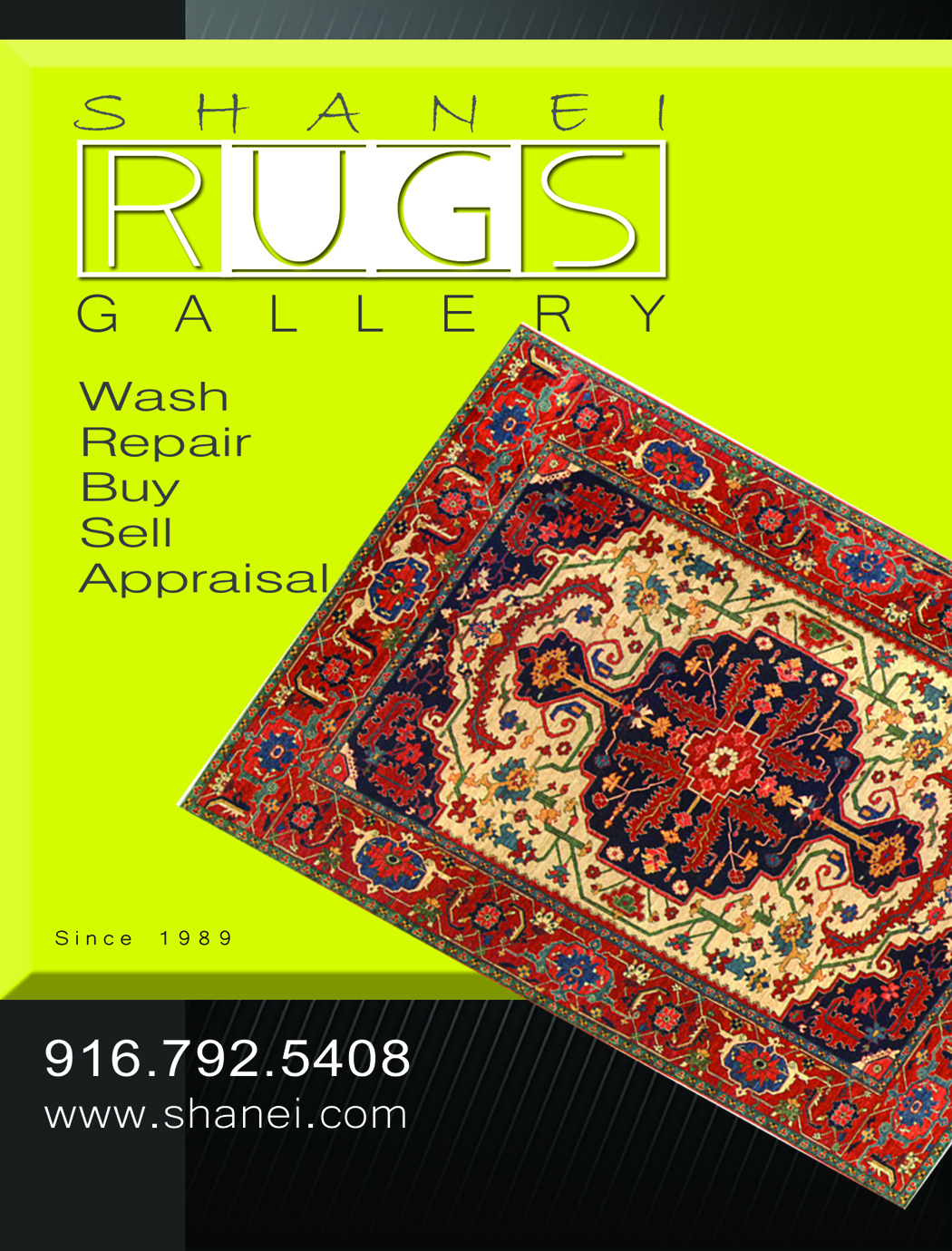 Shanei Professional Oriental Rug Cleaning And Expert